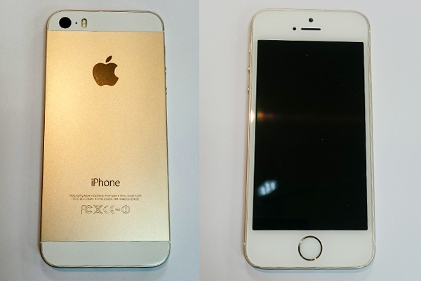 iPhone5sゴールドを売る