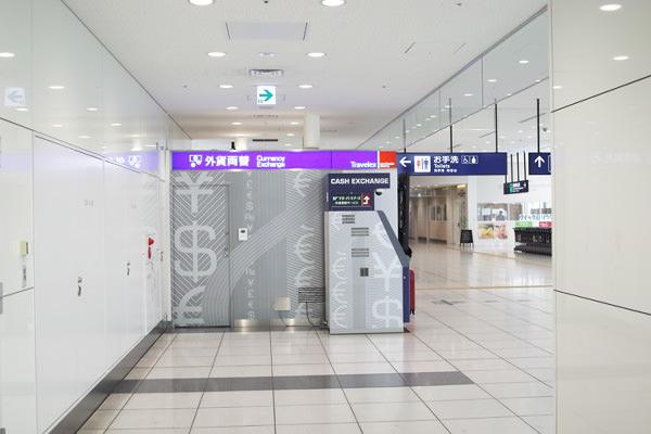 羽田空港のトラベレックス