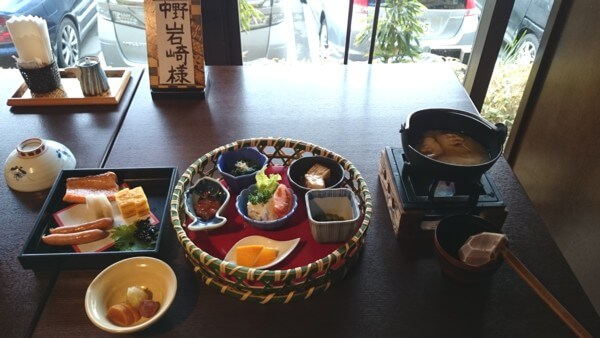 マウントビュー箱根 朝食