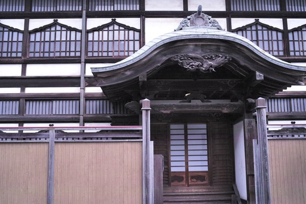 成田山の断食道場