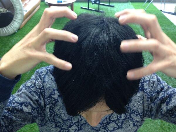 ヒトデの手形02