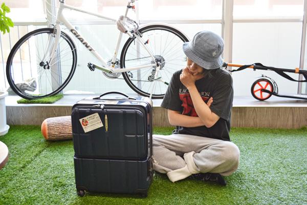 海外旅行に持って行く荷物について考える