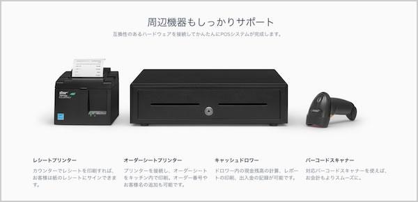 square 関連商品