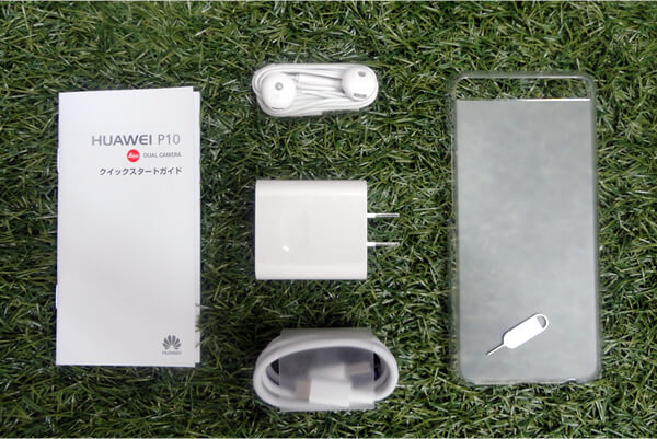 HUAWEI P10のアクセサリー