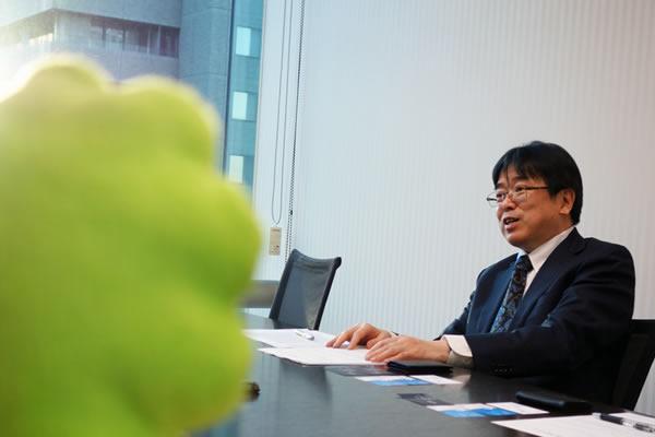 ざっきーくんとSBI証券の橋本さん