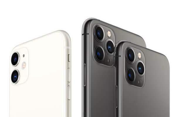iPhone 11とiPhone 11 Pro