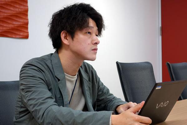 ビッグローブ株式会社 コンシューマ事業本部 小寺遼太郎さん