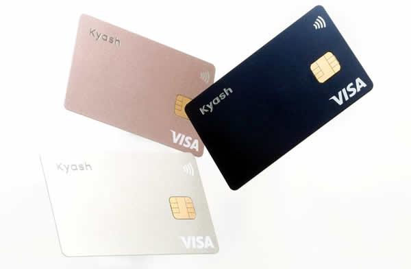 新しいKyash Card