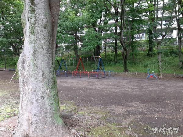 Galaxy A7で公園を撮影